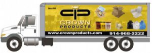 new crown trucks