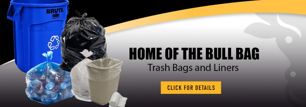 Bull Bag Trash Bags