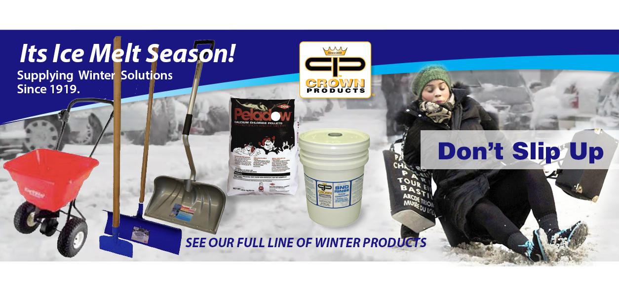 Winter supplies slider