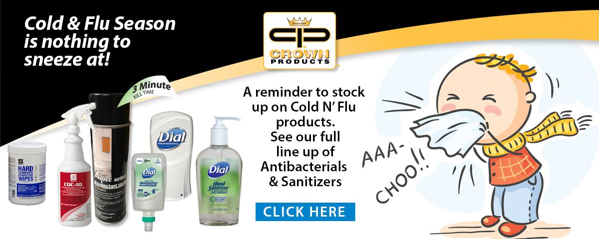 Cold N' Flu ad