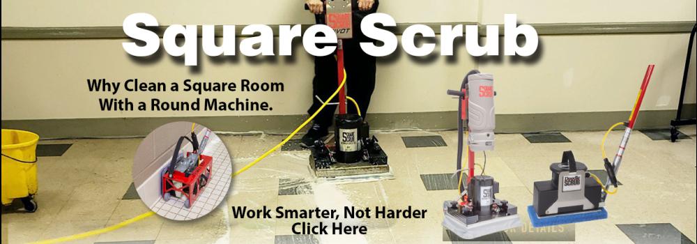 Square Scrub